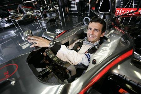 De la Rosa en carrera, pero como probador de Pirelli