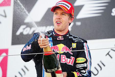 Vettel y su ilusión