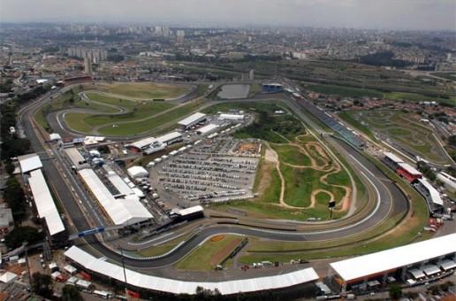Gran premio de Brasil, circuito de Interlago